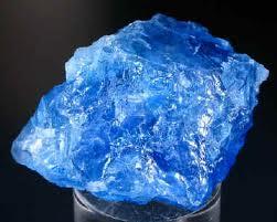 NaCl, Blue