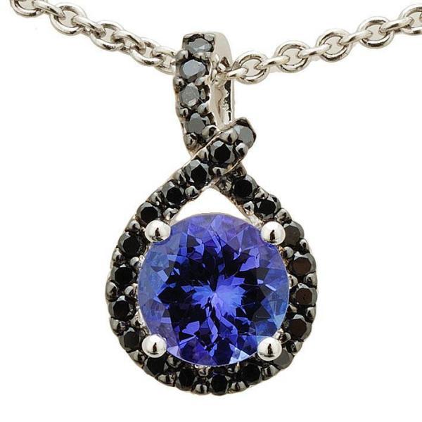 Corundum.  Blue Sapphire Necklace