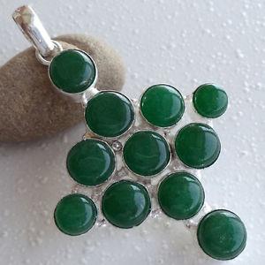 Aventurine Gemstone Pendant Jewelry. $8. ebay