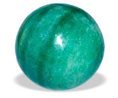 Aventurine Sphere.  JOGS