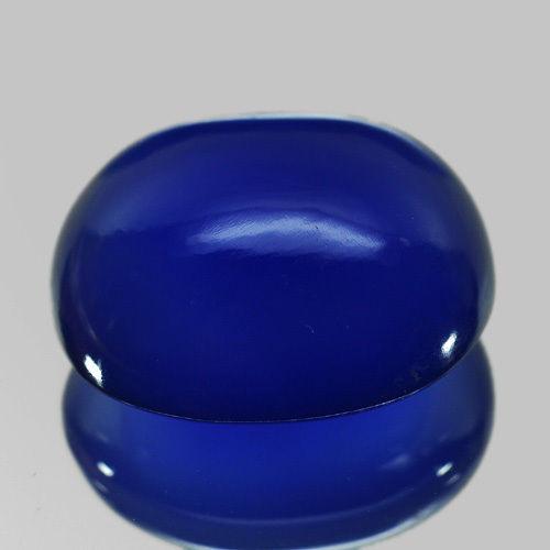 Blue Chalcedony, unheated, 19.83 c. Thailand.  $5.  ebay