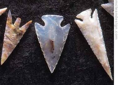 flint-arrowheads