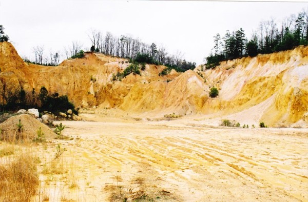 Ft. Payne Chert Quarry