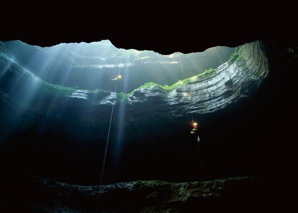 Sink Hole, Guatemala