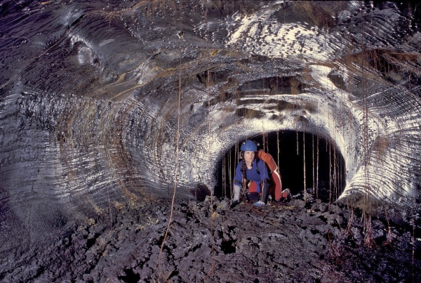 Lava Tube,Hawaiian Islands