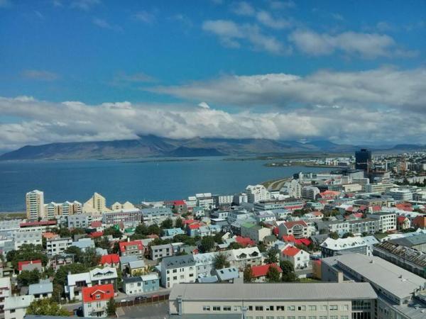 Reykjavik Iceland, capital
