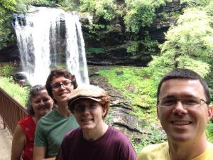Dry Falls, G-P-J-P