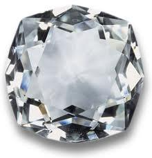 Beryl-Goshenite Gemstone