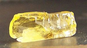 Golden Beryl Crystal, coyoterainbow.
