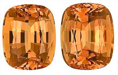 8.  Imperial Topaz, v. fine.  Ouro Presto, 15.98ct.