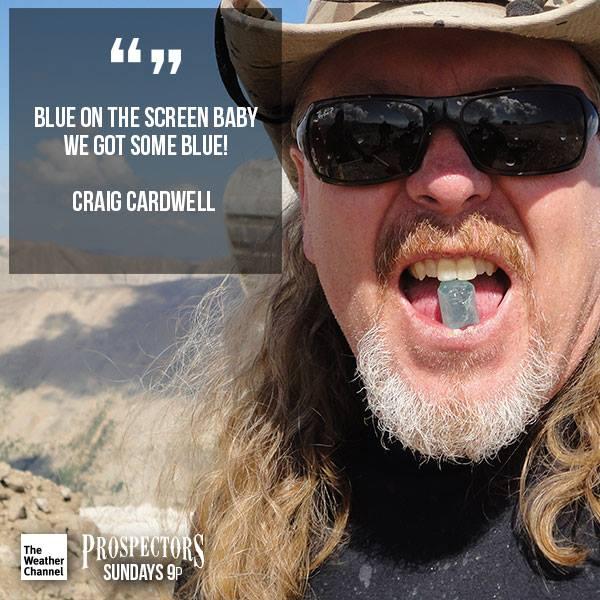 7.  Aquamarine.  CO.  Cardwell Family