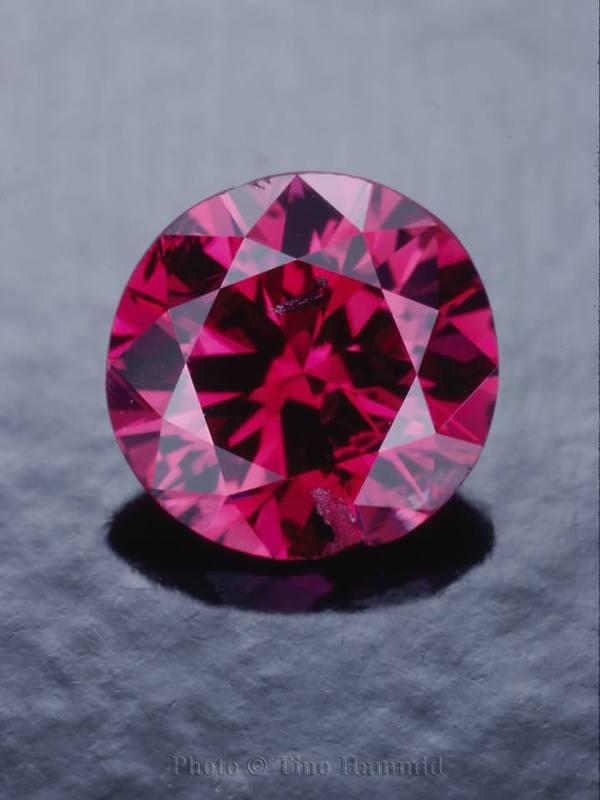 Diamond, Red, Hancock, 0.95c., 1M., Brazo;