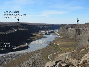 3.9. Subglacial Volcano jokulhlaups, Last Ice Age. June 2012. by E. Baynes
