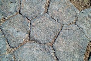 Columnar Basalt.  Devils Postpile NM.  Mammothe Lakes, CA.  07-13-2013. Dicjlyon