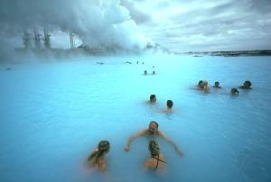 iceland Hot-Pools, Blue Lagoon
