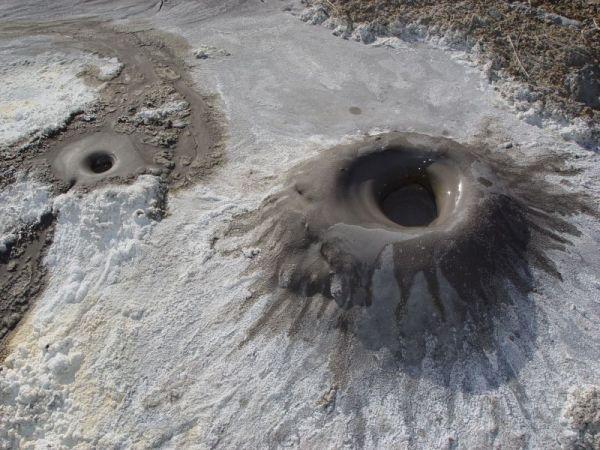 Mud Volcano - Cold, Fort Bragg, CA.  2006. MendoMann