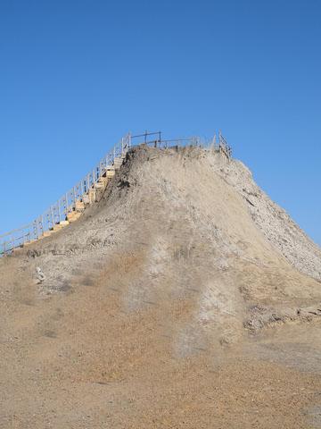 Mud Volcano. El Totumo, Santa Catalina, Columbia.  2006. Marteshi