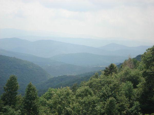 App. Mt., Allegheny Mtns. 2007. Valerius Tygart
