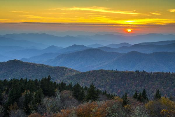 blue-ridge-parkway-sunset-for-the-love-of-autumn-dave-allen