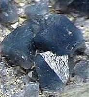 AL Minerals.  Star Blue Quartz.