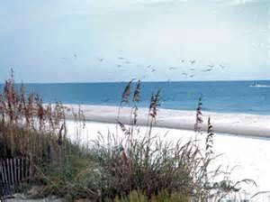 AL Coastal Plain.  White sands. Gulf Coast. encyclopediaofalabama.org.