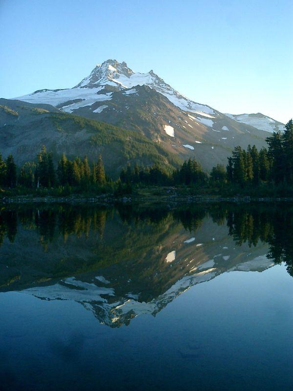 7. Mount Jefferson. 2004. by Peter Tiegs