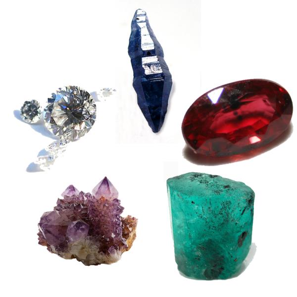 ardinal gems. from Rob Lavinsky, IRocks