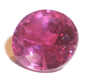 10. Corundum, Cut_Pink Ruby. 1.41 C. 2005. by Bkell