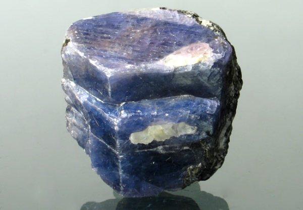 2. Corundum, Sapphire, 1szafir_Madagaskar. 2006. klluka