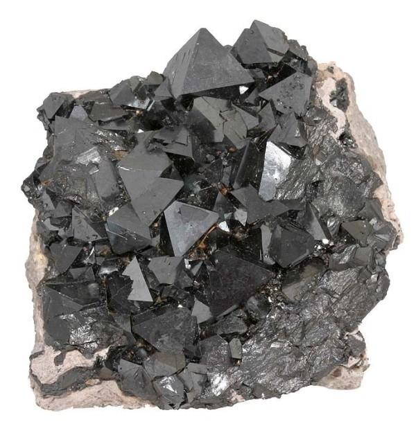 Iron, Magnetite. Bolivia. Rob Lavinsky IRocks