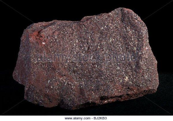 Iron. Red Hematite Iron Ore. Birmingham, AL. bj2kb3